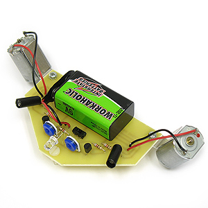 The Light Spider Robot II Kit