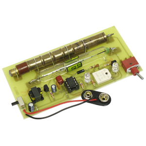 Dual Tube Geiger Counter Kit