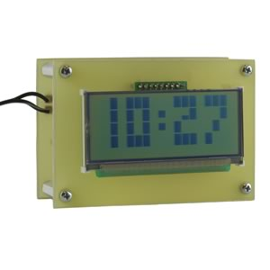 MicroControlled Digital Clock Kit