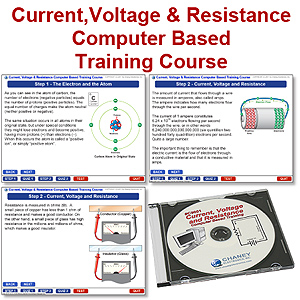 Current, Voltage & Resistance Computer Based Training Course