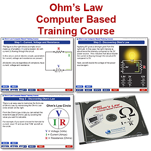 Ohm's Law Computer Based Training Course
