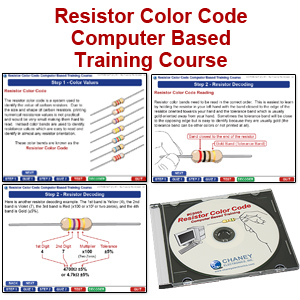 Resistor Color Code Computer Based Training Course