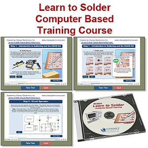 Learn to Solder Computer Based Training Course