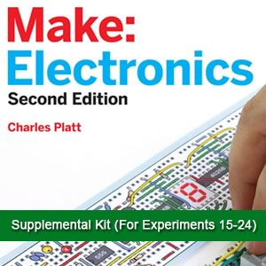 SUPPLEMENTAL KIT (FOR EXPERIMENTS 15 THROUGH 24)