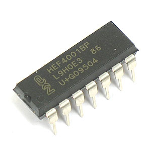 4001 IC - for 35 in 1 Digital Exploration Lab (C6721)