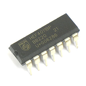 4511 IC - for 35 in 1 Digital Exploration Lab (C6721)