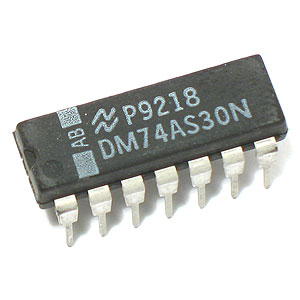 74AS30 8 Input NAND Gate