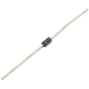 (Pkg of 100) 1N4001 1A 50V Rectifier Diodes