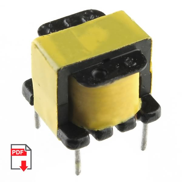 (Pkg of 5) Tiny Inverter Transformers