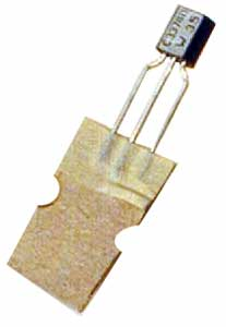 BC337 NPN TO92 Transistor (Pkg of 10)