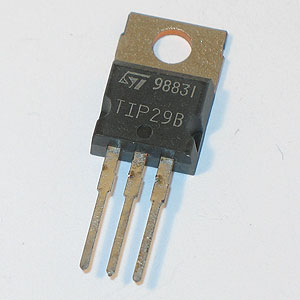 TIP29B Silicon Plastic Power Transistor (ST)