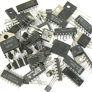 (Bag of 50) Semiconductor Treasure