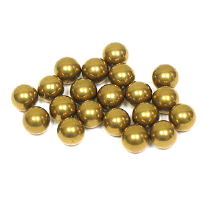 (Pkg of 20) Small Metal BB