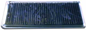 Lightweight 6VDC Powerful Solar Panel (4.25 x 1.75)