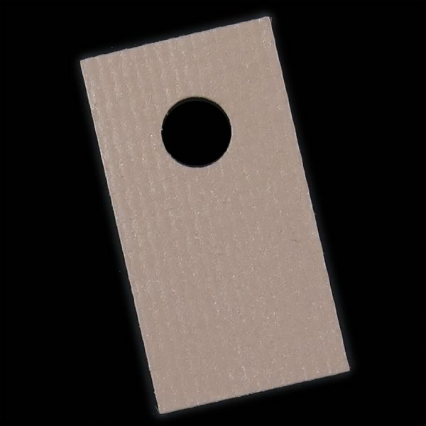 (Pkg 100) TO-220 Thermal Insulator Pad