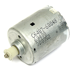 (Pkg of 10)  Medium Size 12VDC Motors