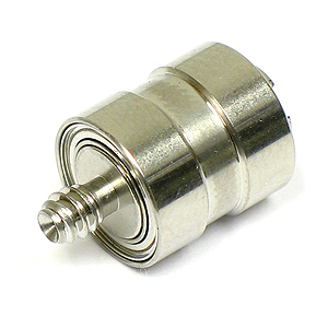 0.43L x 0.41 Diameter Precision Roller Bearings