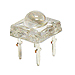 Common Anode 8000MCD Super Flux RGB LED