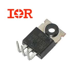 IRF540 100V N-Channel Power MOSFET w/Formed Leads