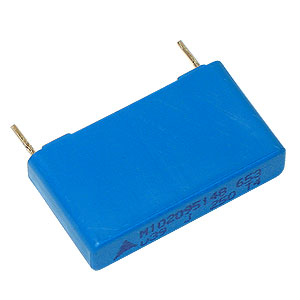 Compact High Voltage Film Capacitor .039¦F 250V (Pkg of 4)