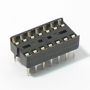 14 Pin IC Socket