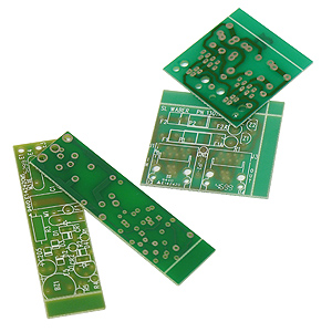 Solder Practice PC Boards (Set of 4)