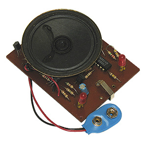 (Pkg 5)  Audio/Visual Doomsday Board
