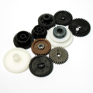 (Pkg 10) Giant Heavy Duty Gear Assortment