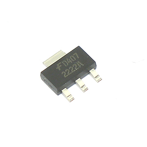 NPN General Purpose Amplifier Part # PZT2222A