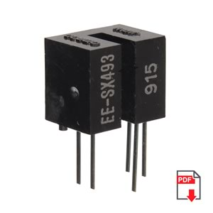 EE-SX493 Opto Switch by Omron