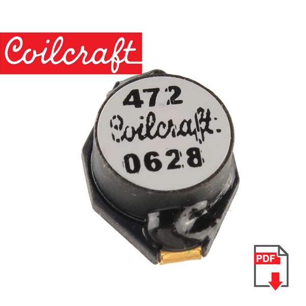 D3316P-472ML 4.7uH SMD Power Inductor by Coilcraft