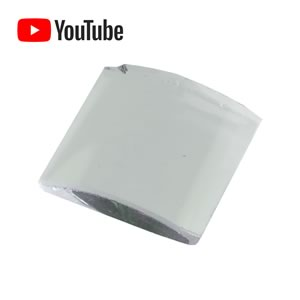 Unique Rectangular Magnifying Lens