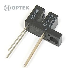 (Pkg 2)  OPTEK OPB3849 Slot Interrupter