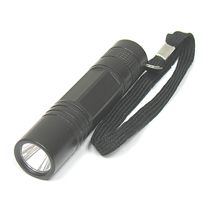 1/2 Watt White LED Flashlight