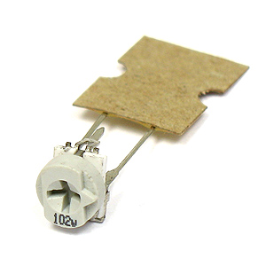 (Pkg 100) 1K Trimmer Potentiometers