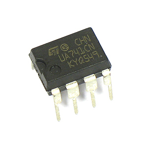 UA741 Operational Amplifier