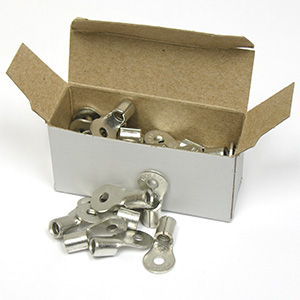 Box of Non-Insulated Ring Terminals