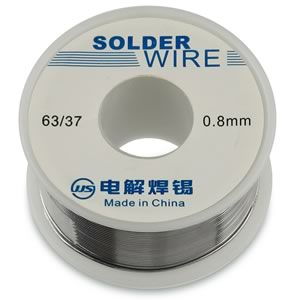 Roll of Electronic Solder