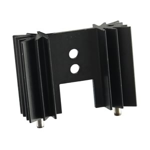(Pkg 5) Heavy Duty TO-220 Heatsink Type A