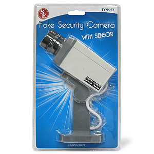 CLEARANCE! Fake Security Camera