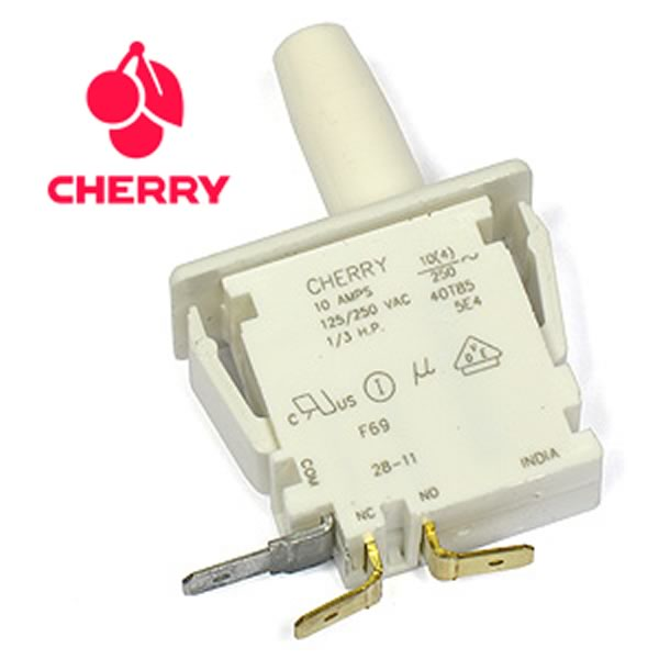 (Pkg 5) Cherry F69-00A Snap in Switch