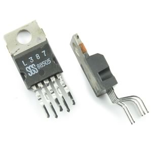 ST L387A Pentawatt Very Low Dropout 5VDC Regulator