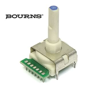 (Pkg 2) Bourns Rotary Encoder / 6 and 7 Position Switches