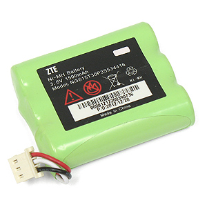 Electronic Goldmine Zte 3 6v 1500mah Ni Mh Rechargeable