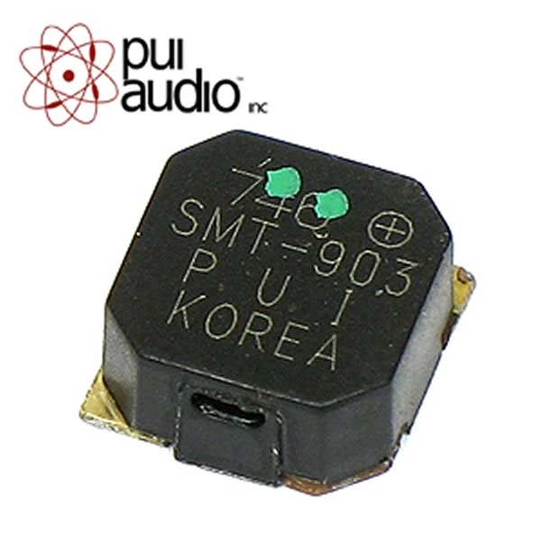 (Pkg 10) SMT-903 Tiny Surface Mount Speaker