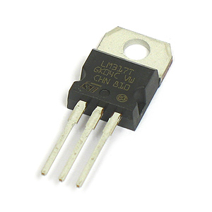 (Pkg 50) LM317 ADJ Positive Voltage Regulators