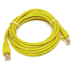 Allen Tel AT1507-8C 7ft Cat5 Patch Cord