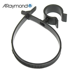 CLEARANCE! (Pkg 25) Cable Ties For Tube Mounting