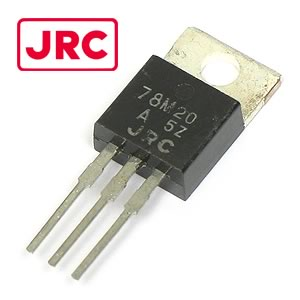 (Pkg 3) 78M20A +20V 0.5Amp Regulators