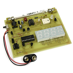 C7071 Display Geiger Counter Kit